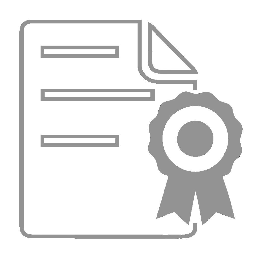 Сертификаты партнеров